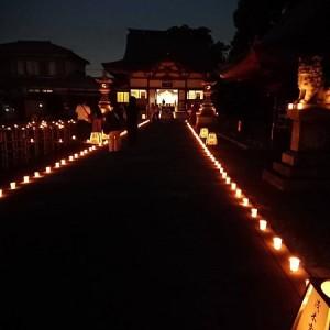 第8回佛母寺 万灯会とお砂踏みは無事に終了しました